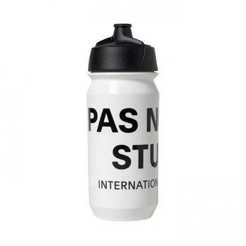 Pas Normal Studios Pas Normal Studios Logo Bidon, White, One Size