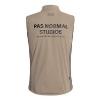 PAS NORMAL STUDIOS STOW AWAY GILET BEIGE