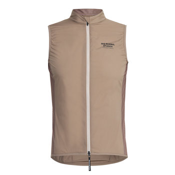 Pas Normal Studios PAS NORMAL STUDIOS STOW AWAY GILET BEIGE