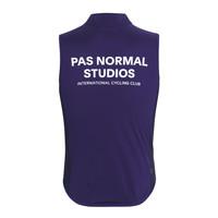 PAS NORMAL STUDIOS STOW AWAY GILET PURPLE