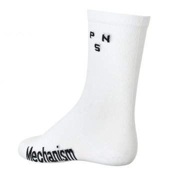 Pas Normal Studios PAS NORMAL STUDIOS LOGO SOCK WHITE