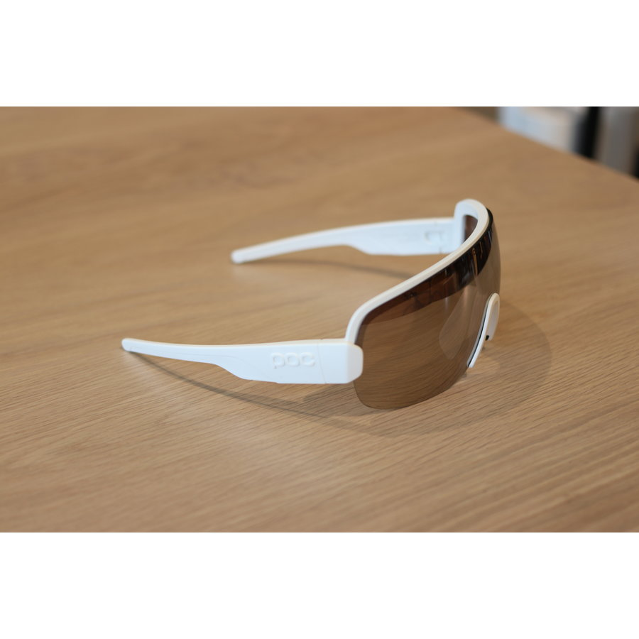 POC Aim Sunglasses Hydrogen White