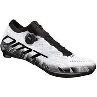 DMT KR1 Road Shoe White/Black