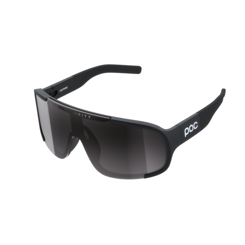 POC Aspire Sunglasses Uranium Black
