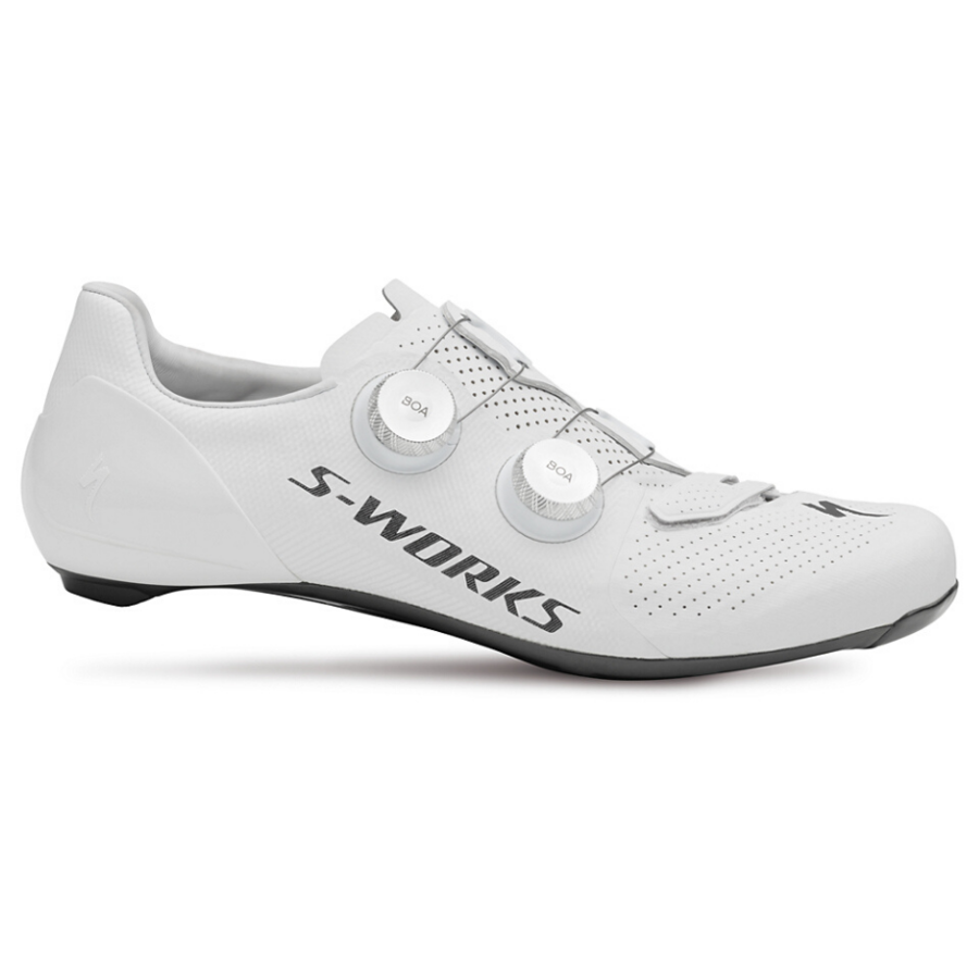 S-Works 7 Road Shoe White
