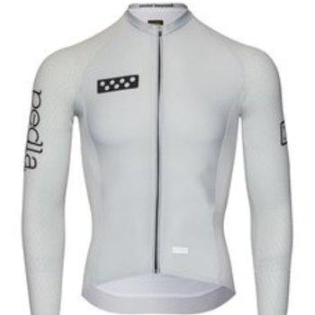 Pedla PEDLA Bold LunaHEX Longsleeve Jersey - Off White