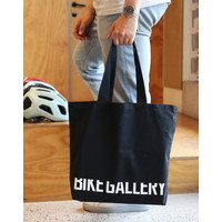 Bike Gallery Logo Tote Black