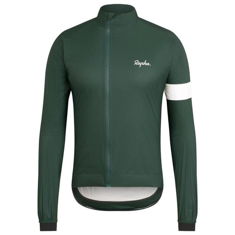 RAPHA Core Rain Jacket Green