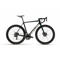 2021 CERVELO R5 DISC SHIMANO DI2 GREEN/GOLD/WHITE 54