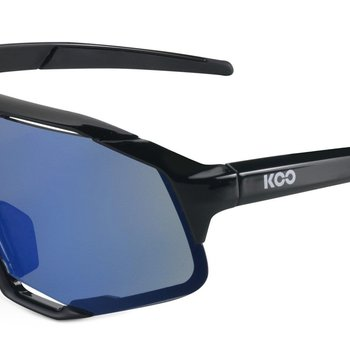Koo Demos Black Blue Sunglasses