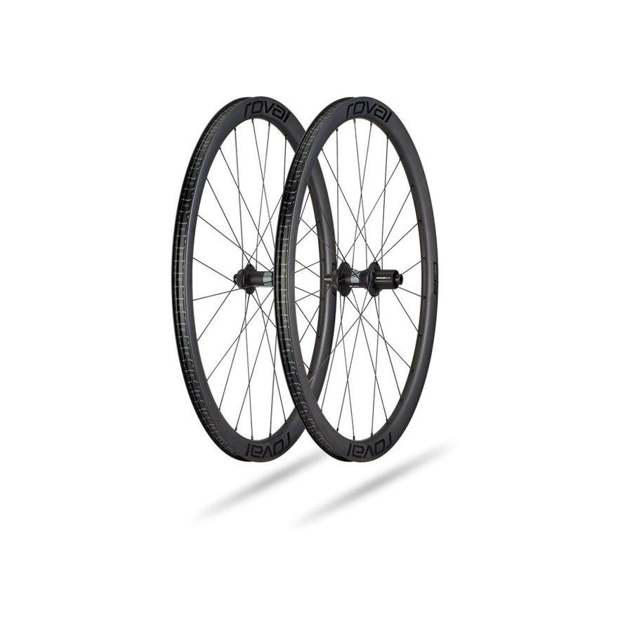 Roval Rapide C38 Disc Wheelset
