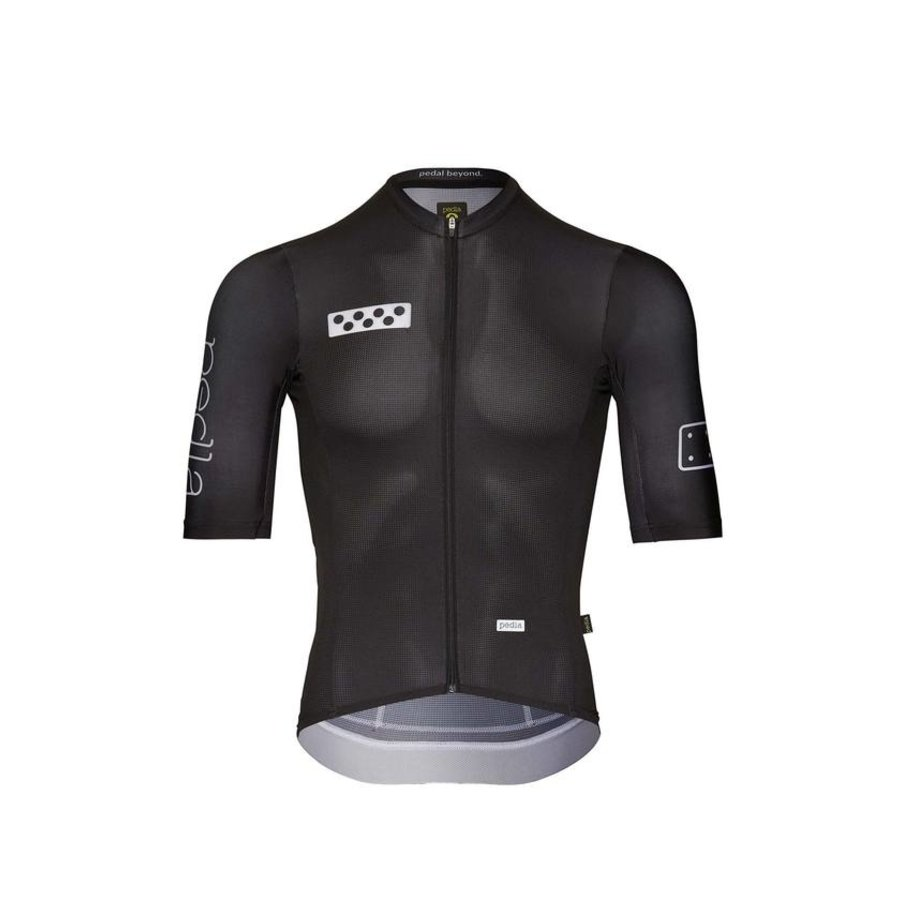 PEDLA Bold Lunatech Shortsleeve Jersey - Black