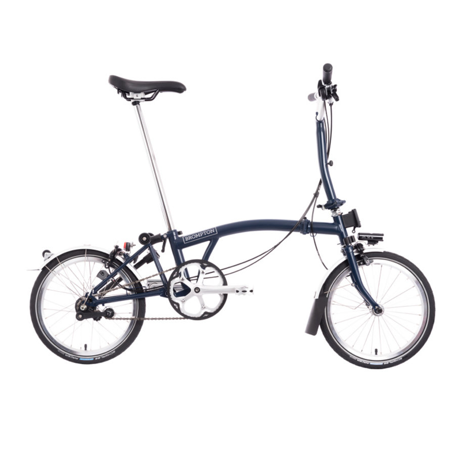 Brompton 6L (6 Speed) Commuter Bike