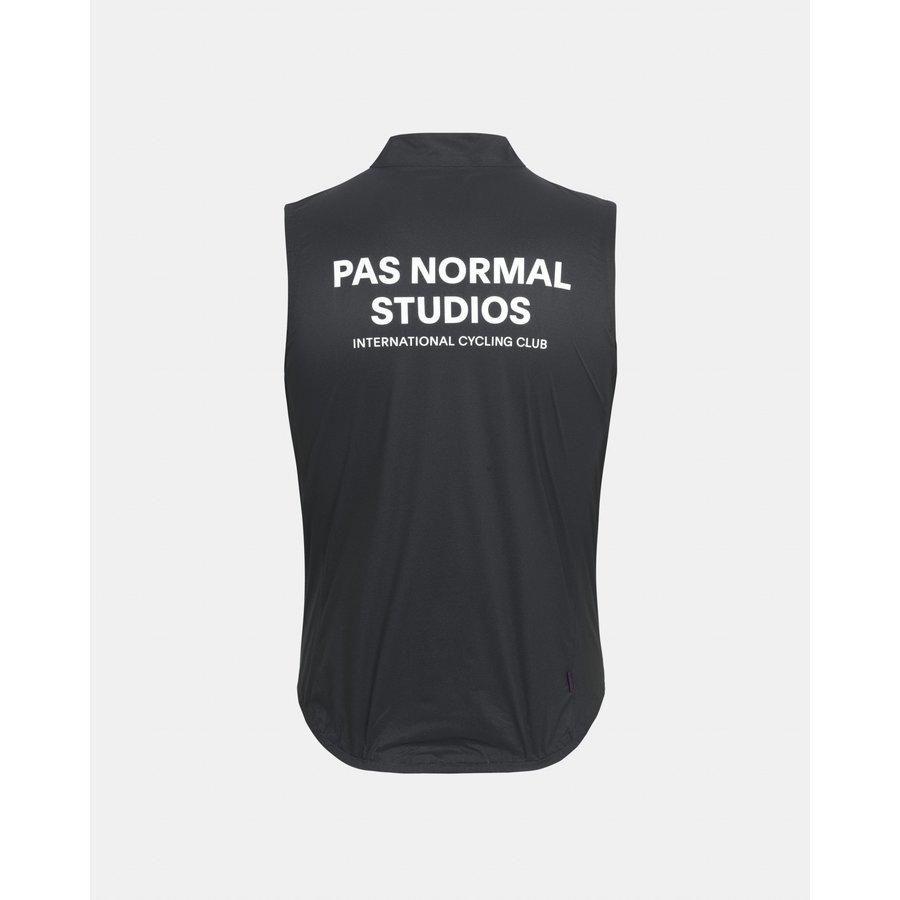 Pas Normal Studios Rain Gilet - Black
