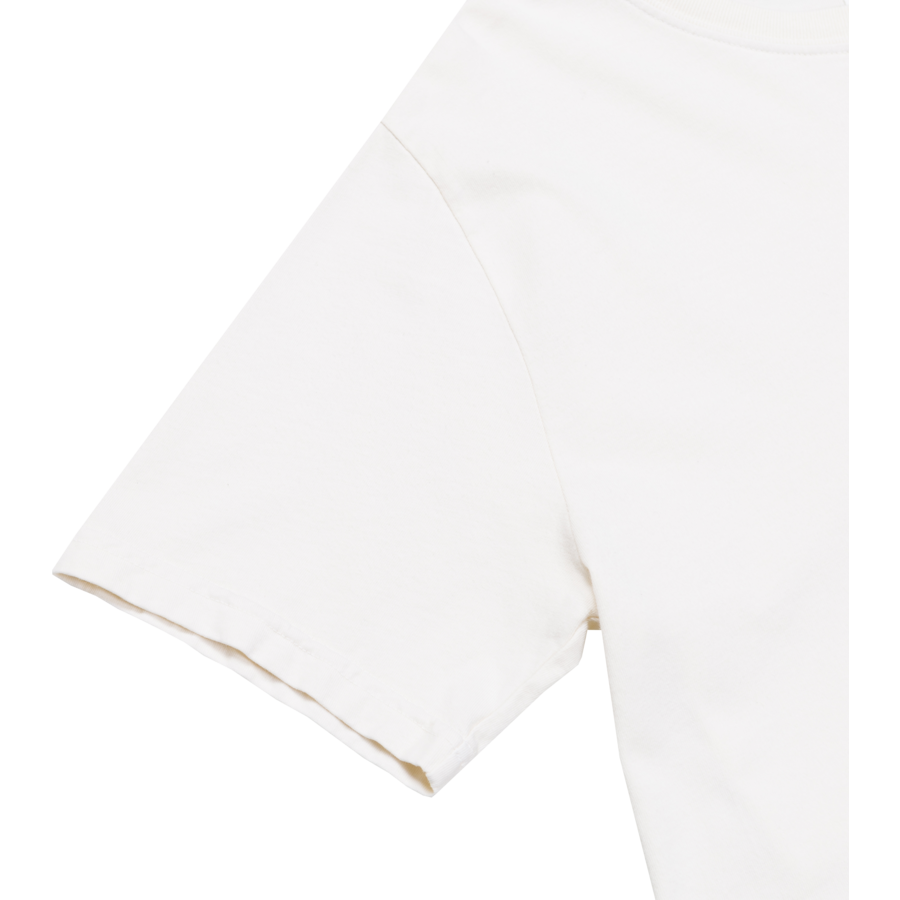 Bike Gallery Tee - Cap - Off White