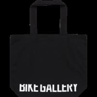 Bike Gallery Logo Tote Black