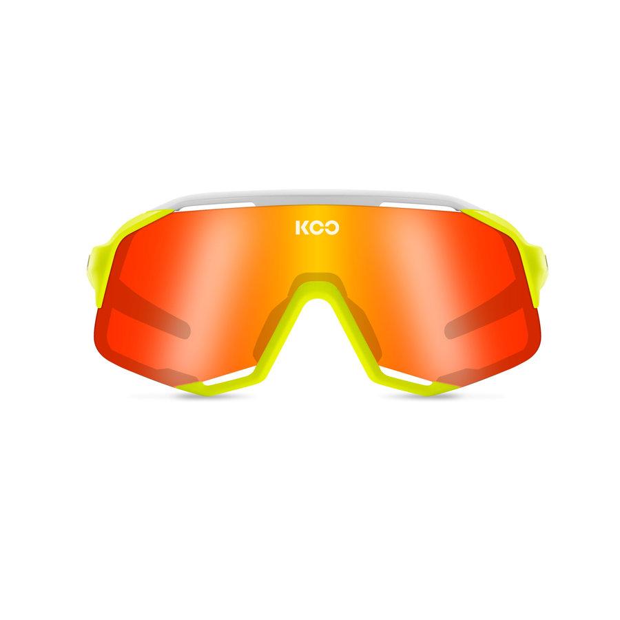 KOO Demos Energy | Fluro Yellow