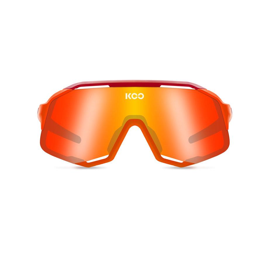 KOO Demos Energy | Fluro Orange