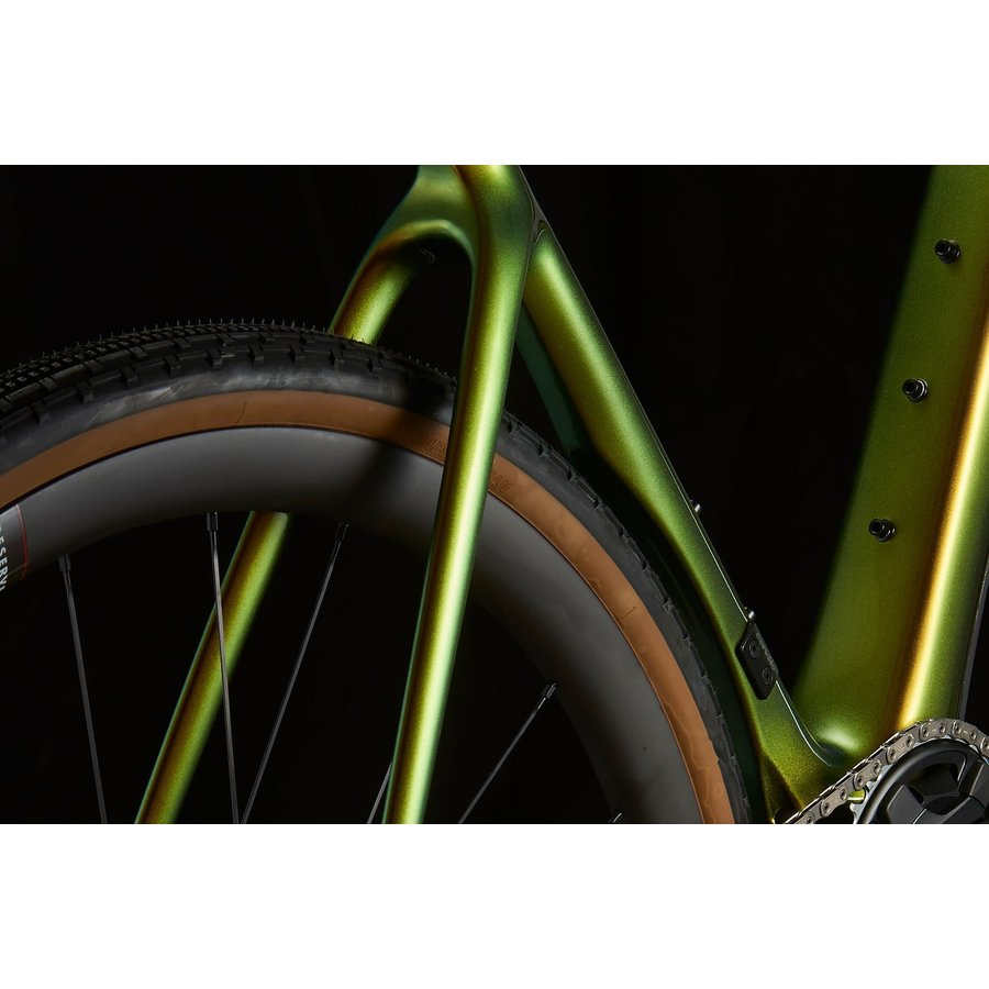 Cervelo Aspero 5 - Red AXS - Lime Shimmer