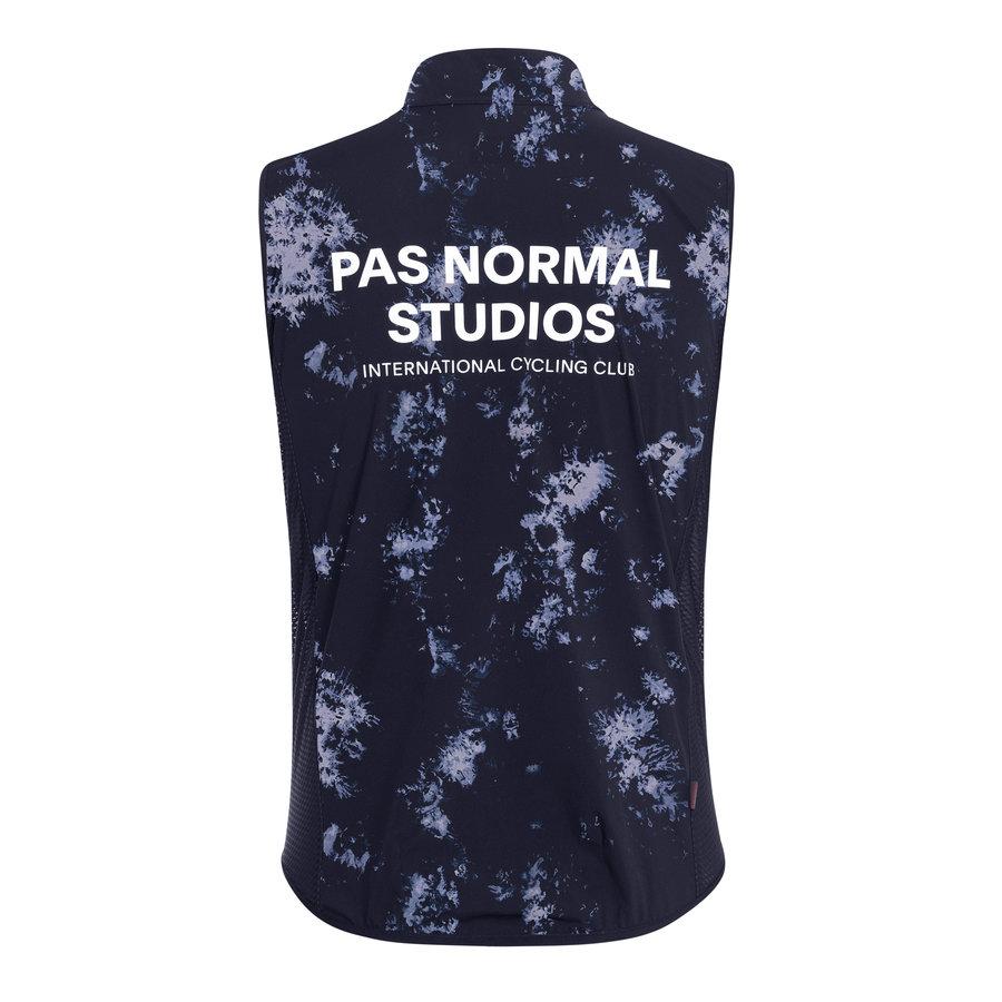 PAS NORMAL STUDIOS - LATE DROP STOW AWAY GILET - ACID