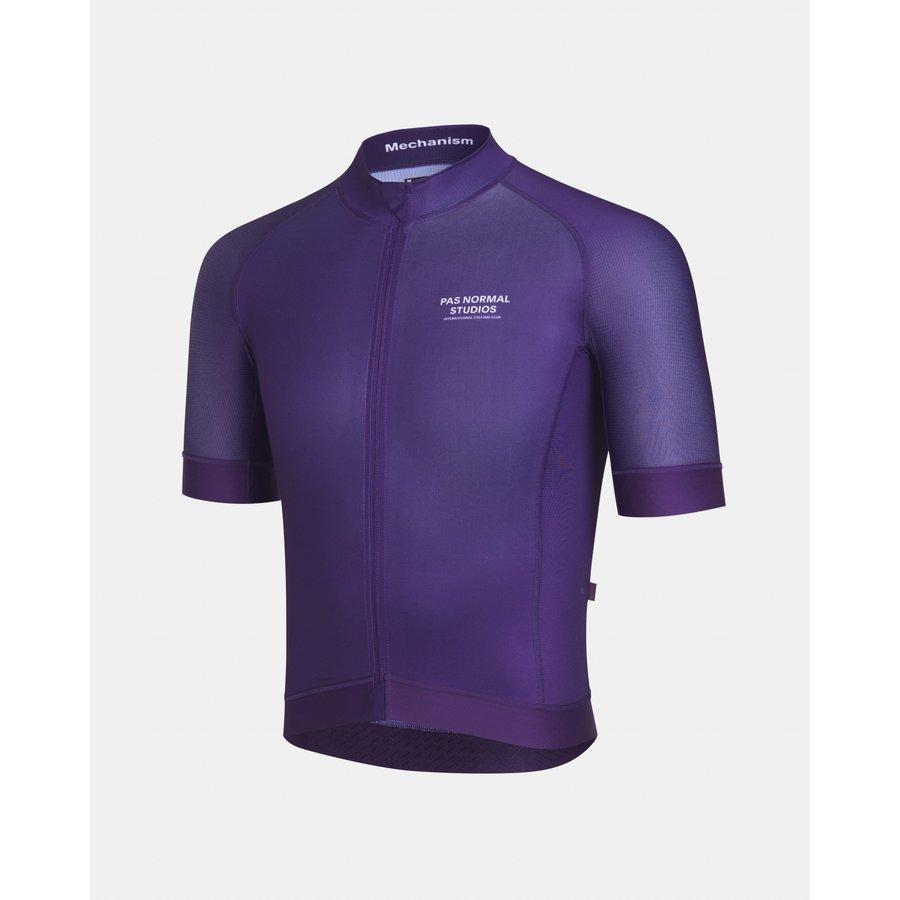 Pas Normal Studios - Late Drop Mechanism Jersey - Purple