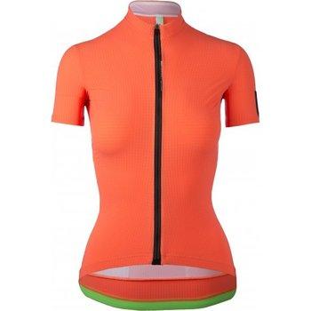 Q36.5 Women's Short Sleeve L1 Jersey - Orange