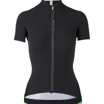 Q36.5 Women's Short Sleeve L1 Jersey - Black - Medium