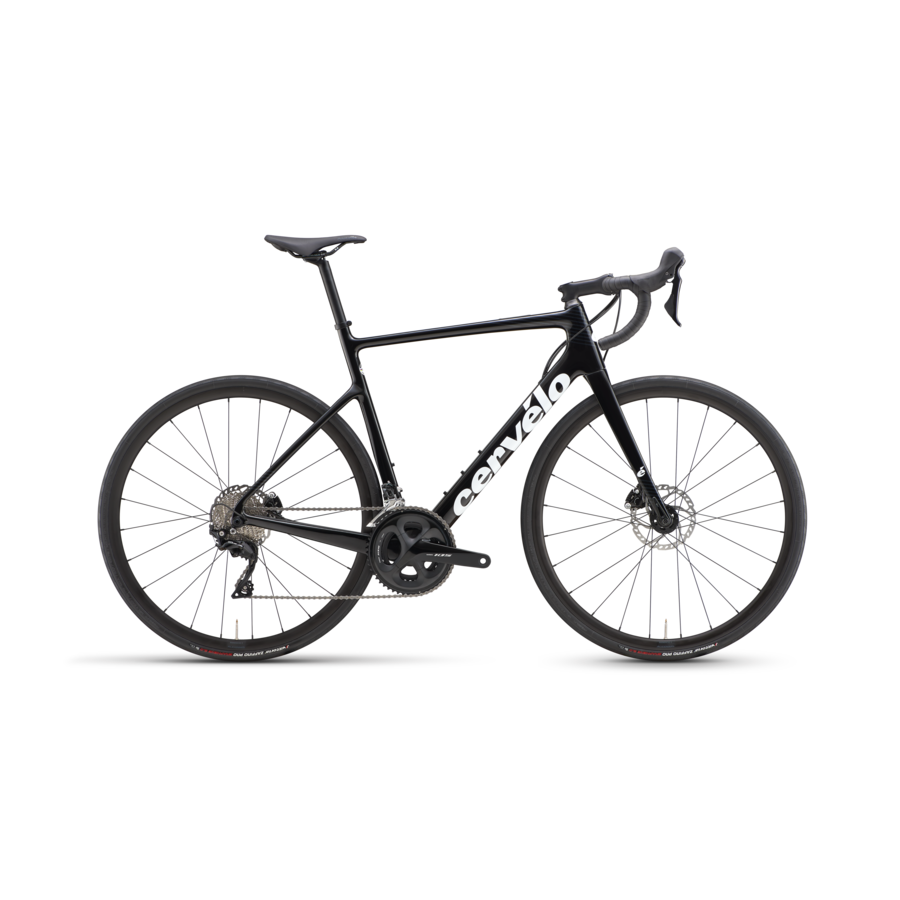 2022 Cervelo - Caledonia 105 - Gloss Black
