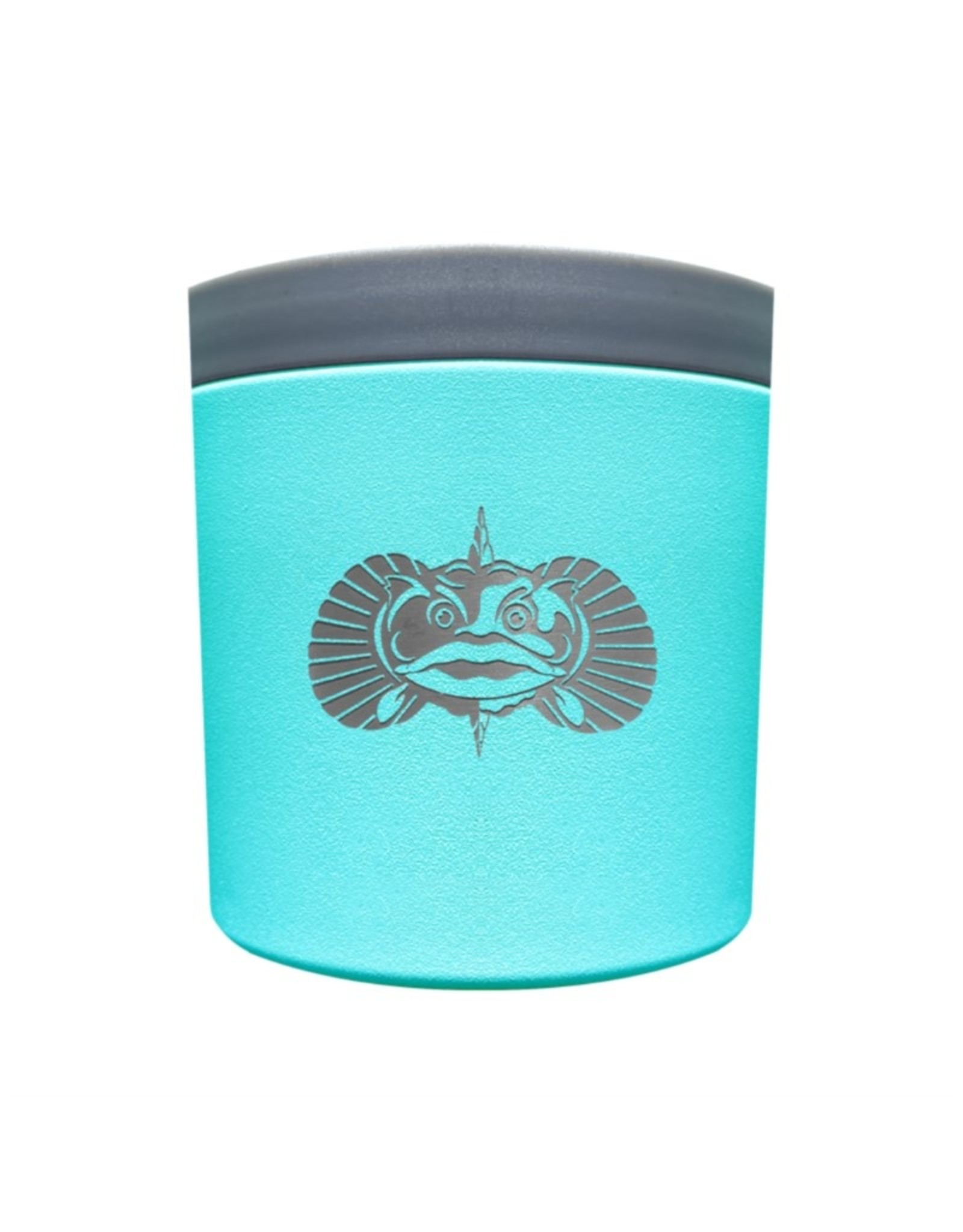 Toadfish Non-Tipping Any Beverage Holder-Teal