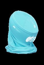 Toadfish UV Gaiter - Seafoam Green w/Toadfish Logo