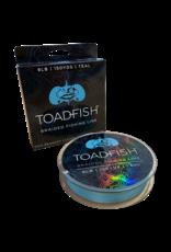 Toadfish Toadfish Braided Line 10LB 150 Yards-Teal