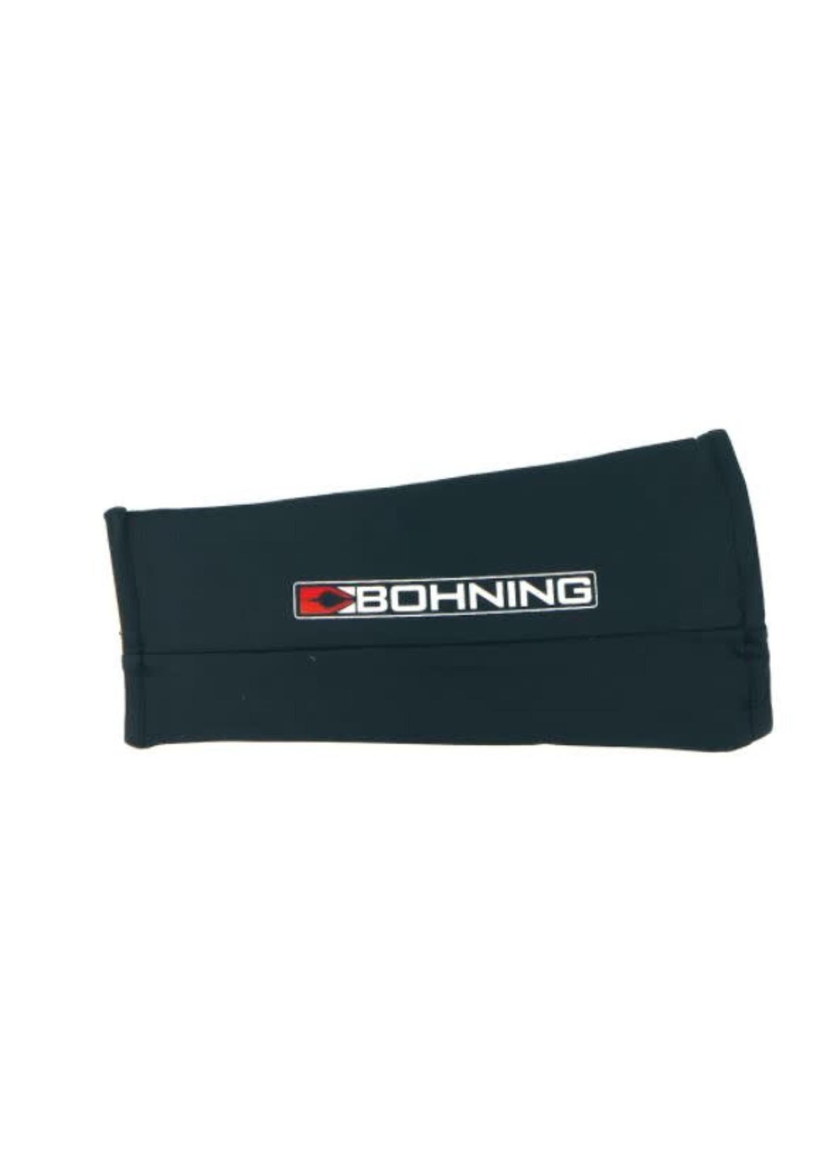 Bohning Slip-On Arm Guard Black Small
