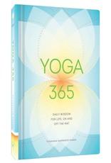 Yoga 365 Daily Wisdom Book