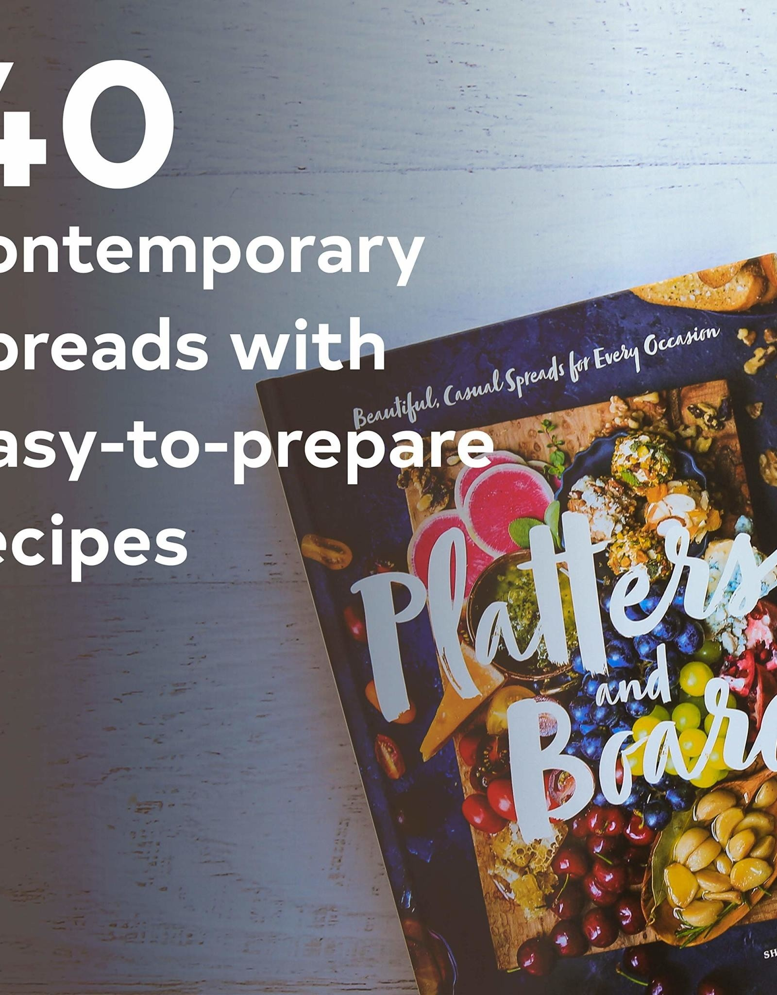 Platters & Boards Recipe Book