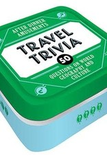 Travel Trivia Game Cards