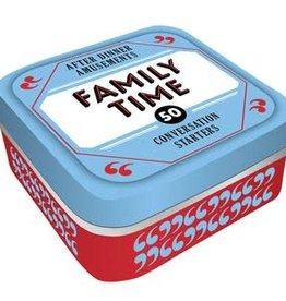 Family Time Game Cards