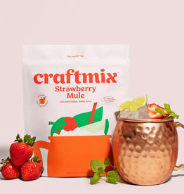 Strawberry Mule Cocktail Mixer