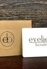 $175 Evelie Blu Gift Card