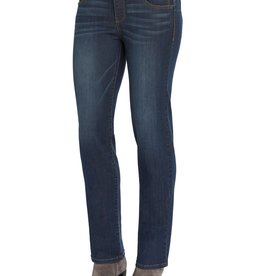 Democracy Indigo Straight Leg Jean