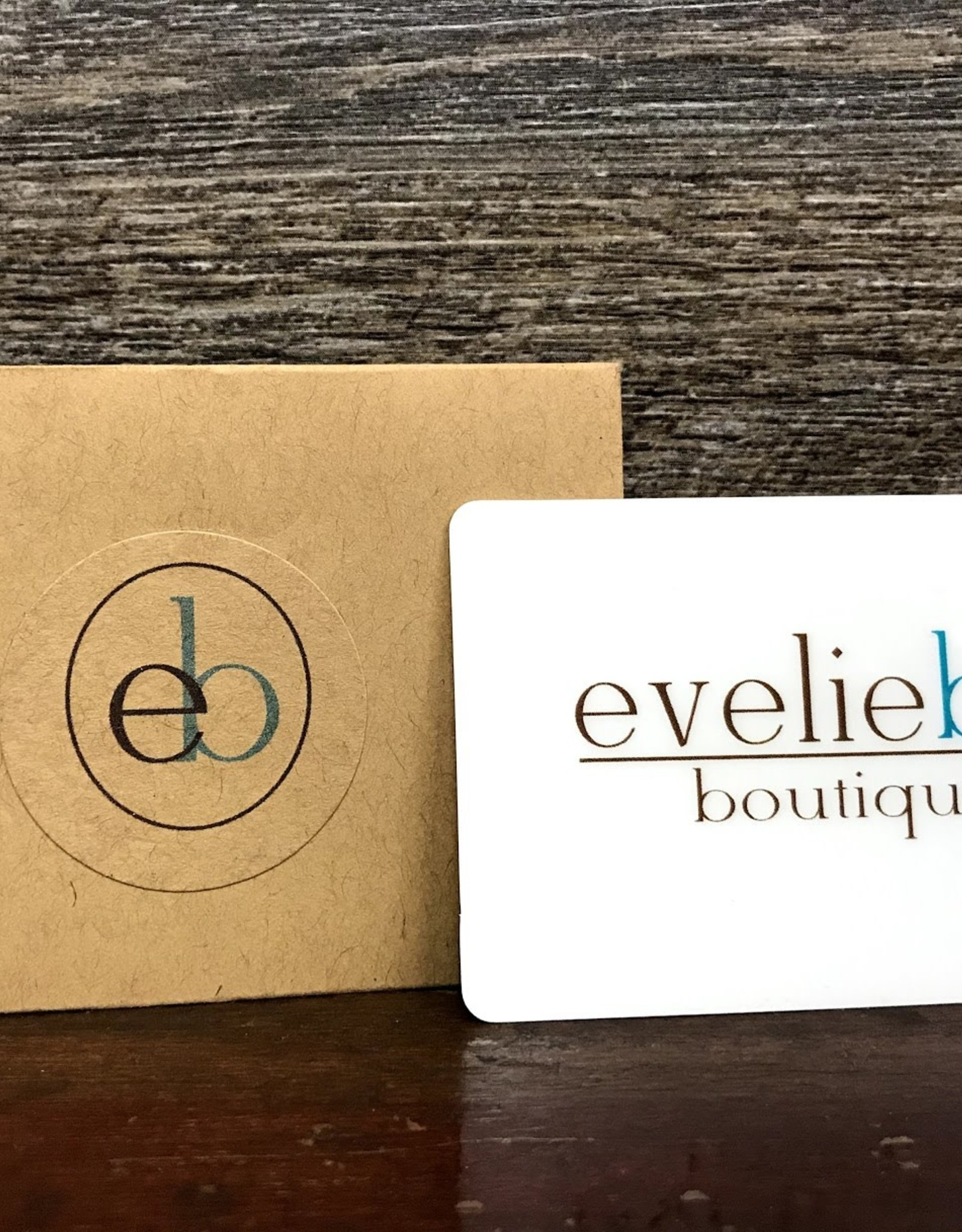 $25 Evelie Blu Gift Card