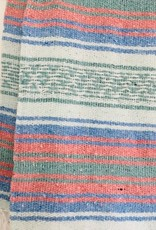 - Pink/Blue Throw Blanket