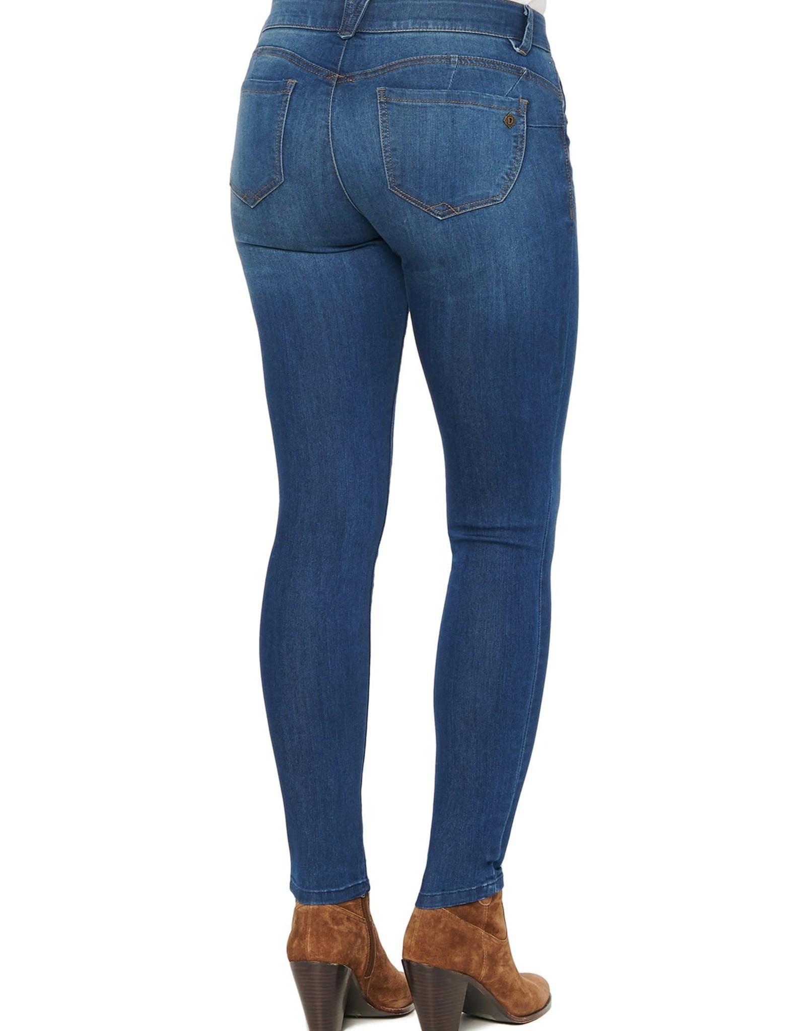 Democracy Medium Wash Skinny Jean