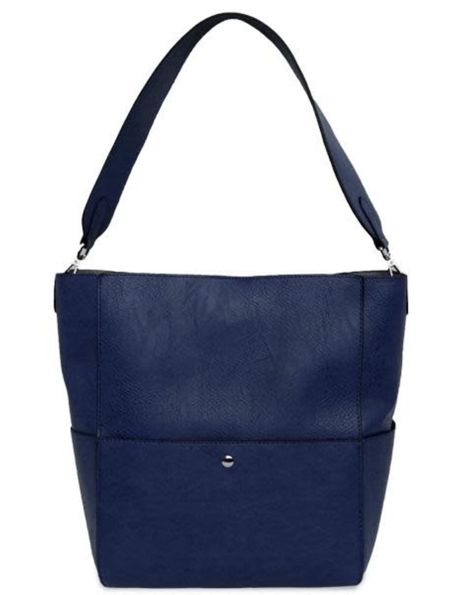 Navy Square Tote w/Extra Bohemian Guitar Strap