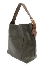 - Juniper Hobo Handbag w/Coffee Handle