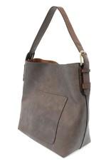 - Espresso Hobo Handbag w/Coffee Handle
