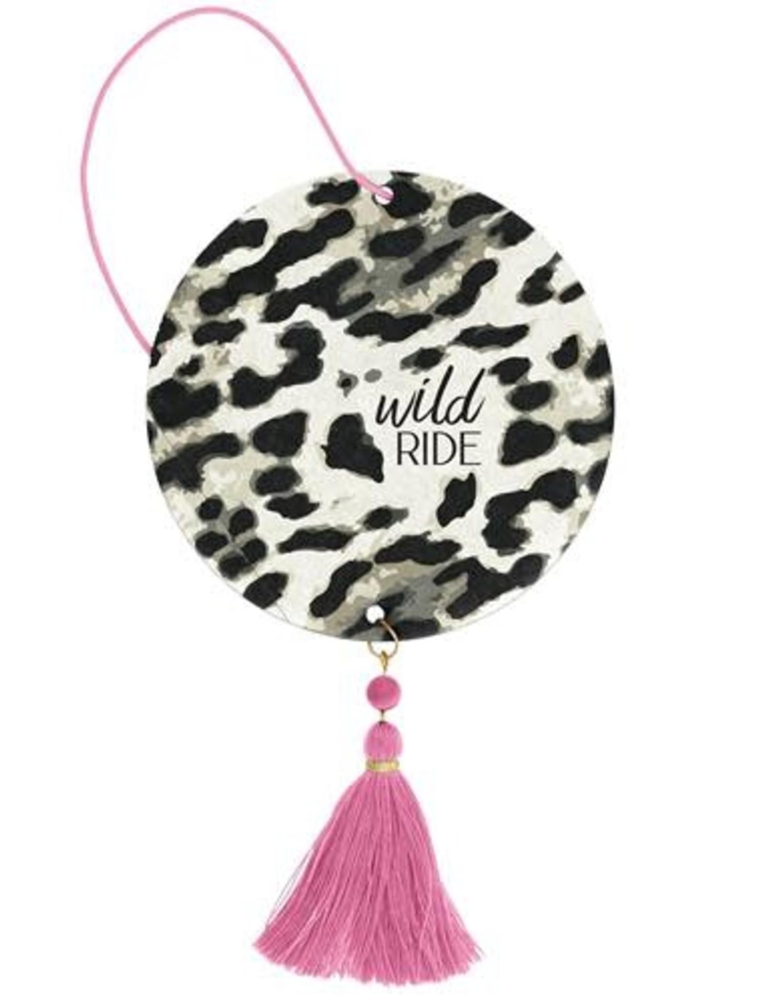 - Wild Ride Vanilla Scent Air Fresheners