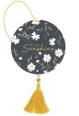 - Hello Sunshine Leather Scent Air Fresheners