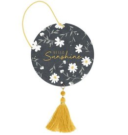 - Hello Sunshine Leather Scent Air Fresheners