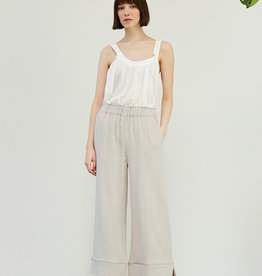 - Haze Double Gauze Cotton Pant