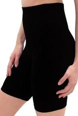 - Black High-Waisted Shorts